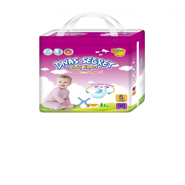 Hot Export Quanzhou Diaper Factory Wholesale Cheap Price Baby Diapers